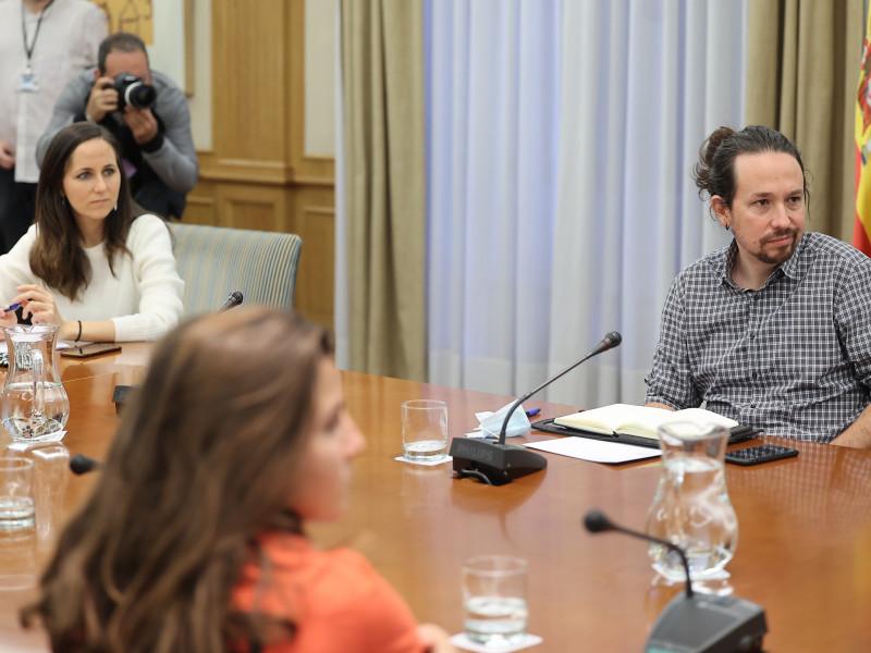 Unidas Podemos reprocha al PSOE su falta de propuestas para regular el precio del alquiler