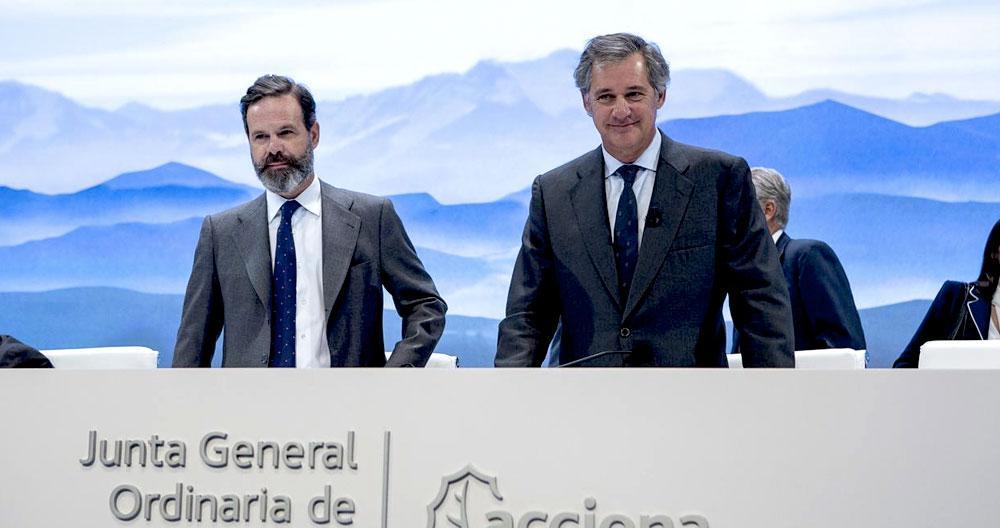 El plan de los Entrecanales en Acciona deja sin 47 millones de euros a los Marsans