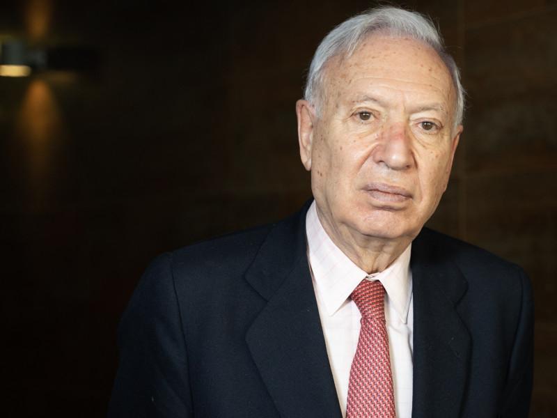 José Manuel García-Margallo para la entrevista de Vozpópuli