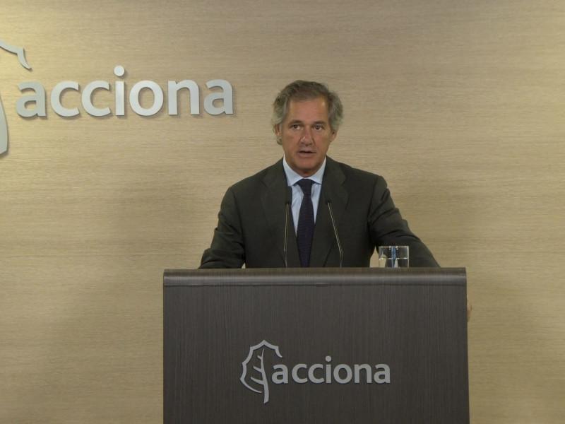 José Manuel Entrecanales, presidente ejecutivo de Acciona