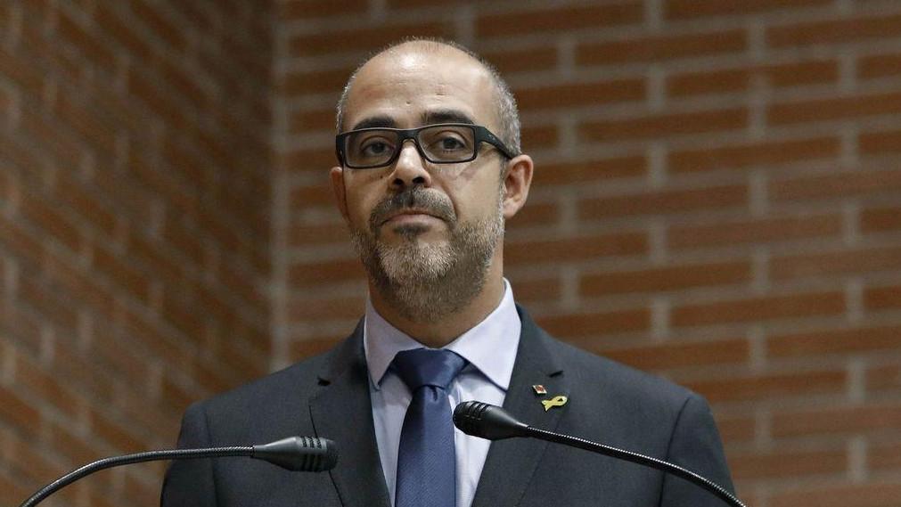 La Justicia catalana envía al juzgado la causa de Buch por el escolta de Puigdemont