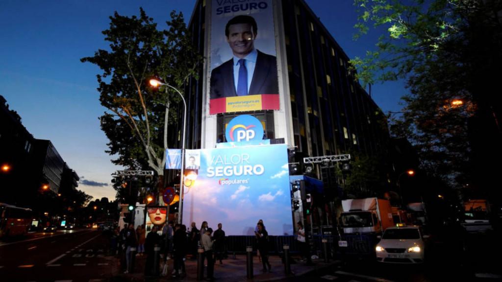 El PP selecciona seis edificios cerca de Génova para mudarse a su nueva sede