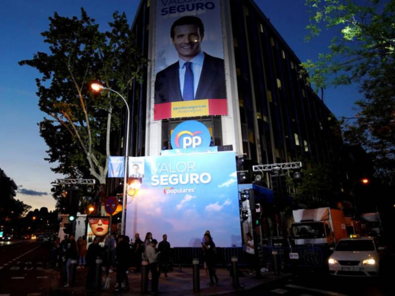El PP ha anunciado que abandonará su histórica sede, ubicada en la madrileña calle Génova.