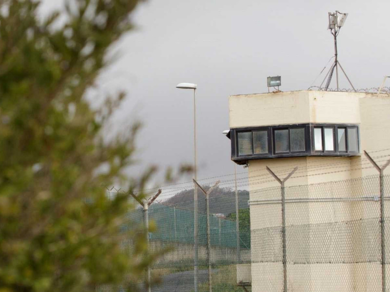 La cárcel de Estremera, el centro penitenciario en el que está internado el 'Piojo'.