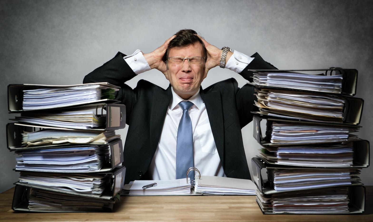 El síndrome que te impide rendir bien en tu trabajo (y cómo solucionarlo)