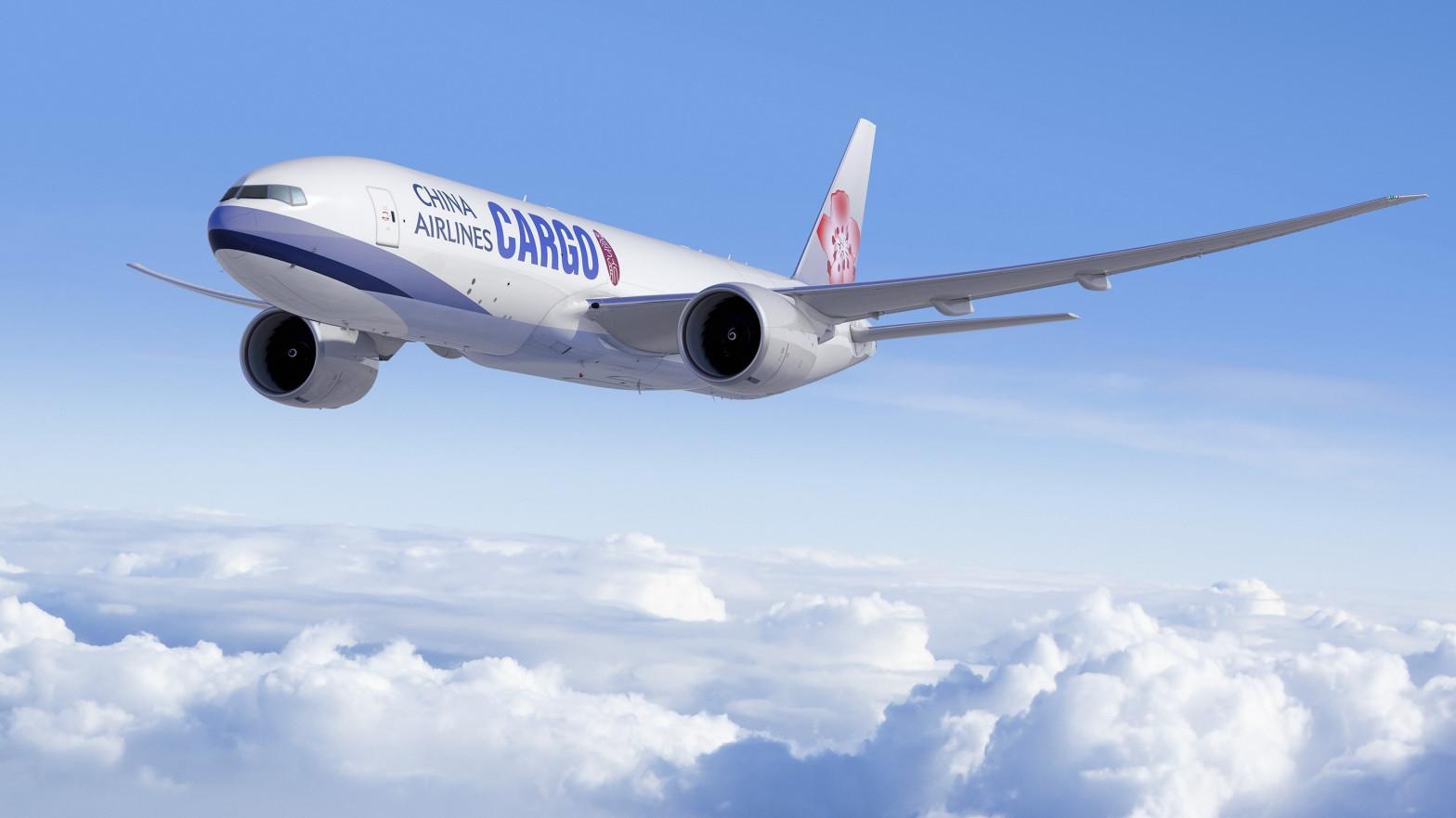 Avión Boeing 777.