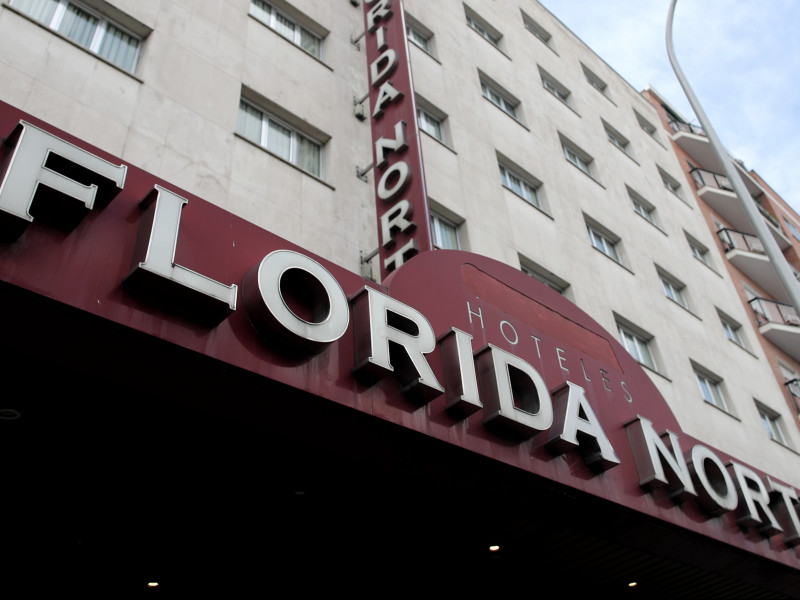 Hotel Florida Norte Madrid.