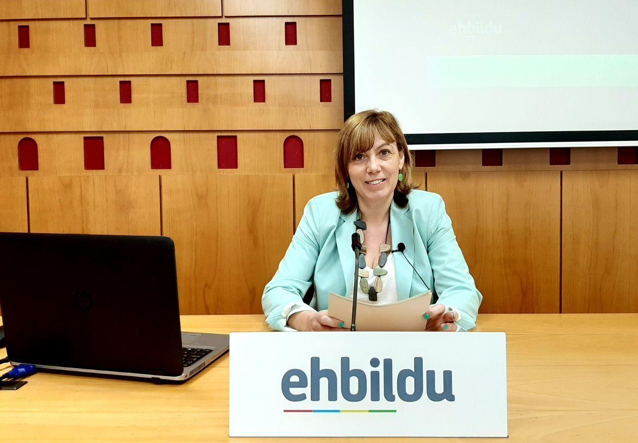 El turbio caso de la líder de Bildu en Vitoria: robo, identidad falsa y lucha de partido