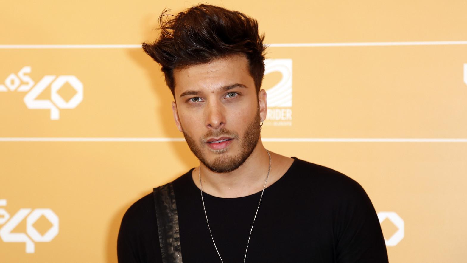 Las primeras apuestas sobre Eurovisión 2021 sitúan a Blas Cantó entre la posición 29 y 33, según Betfair