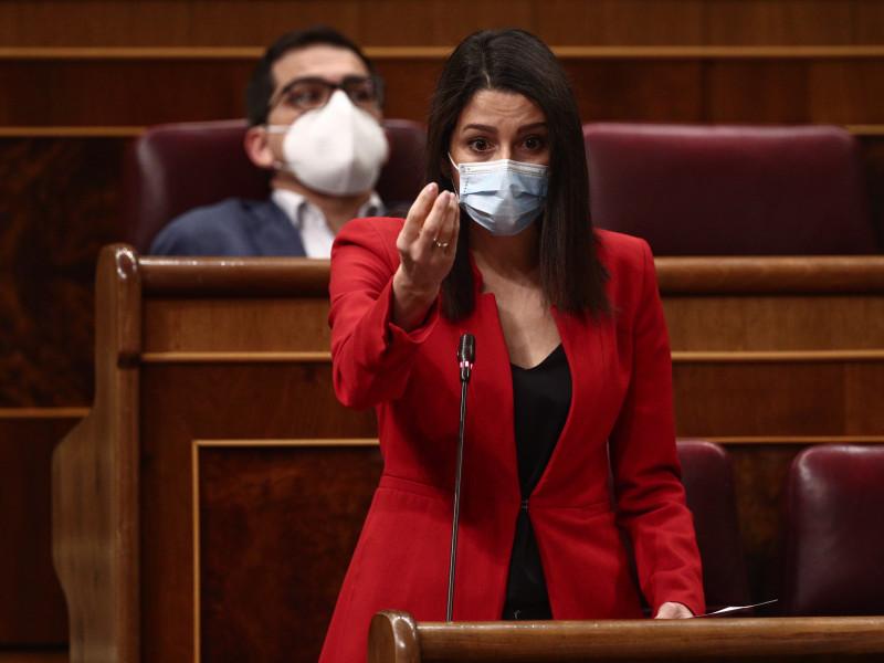 """Cs pide al Gobierno que garantice que el País Vasco """"no discrimina"""" a Policía y Guardia Civil en la vacunación"""