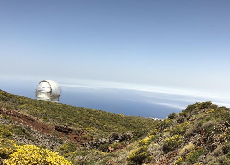 Observatorio del Roque de los Muchachos © Lucía Díaz Madurga