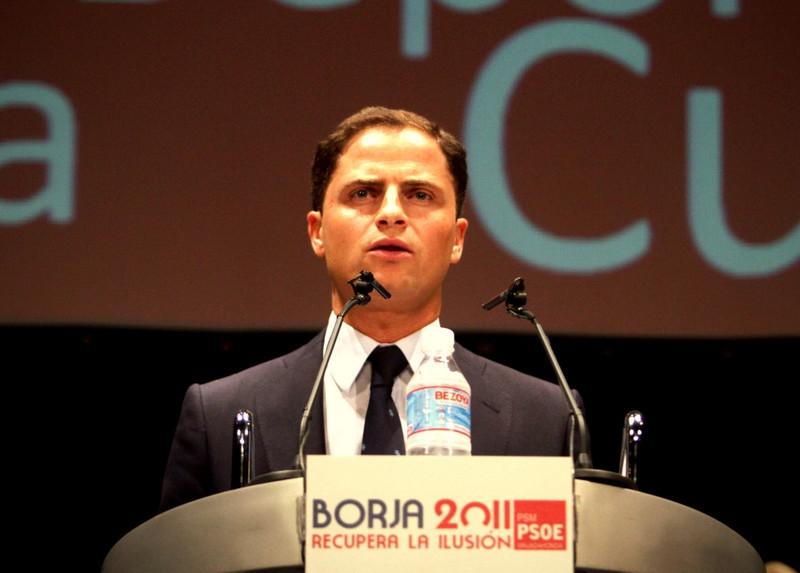 Borja Cabezón.