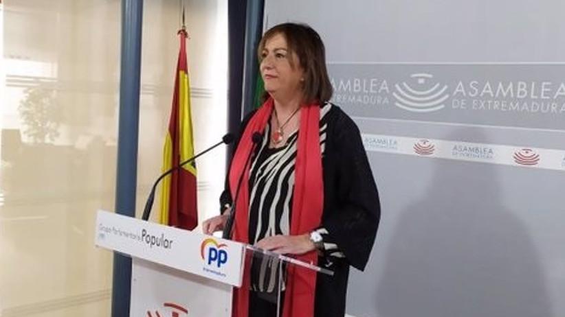 Consuelo Rodríguez Píriz (PP)