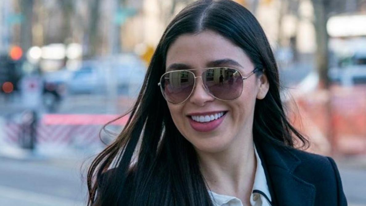 Emma Coronel, esposa de 'El Chapo Guzmán'