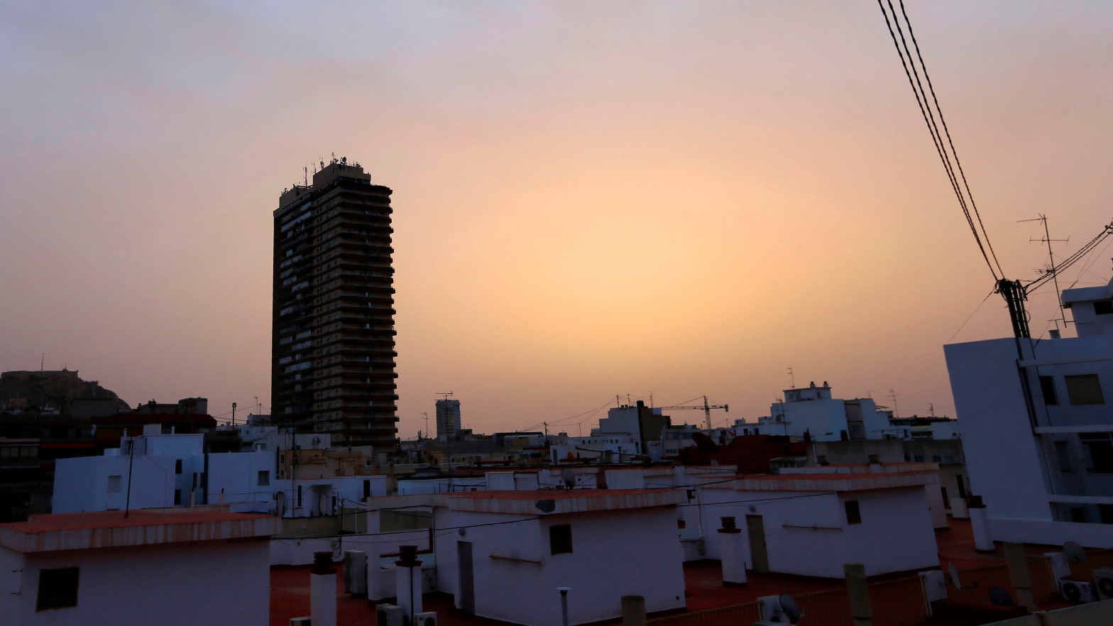 El tiempo | Suben las temperaturas diurnas, salvo en el Mediterráneo y Canarias