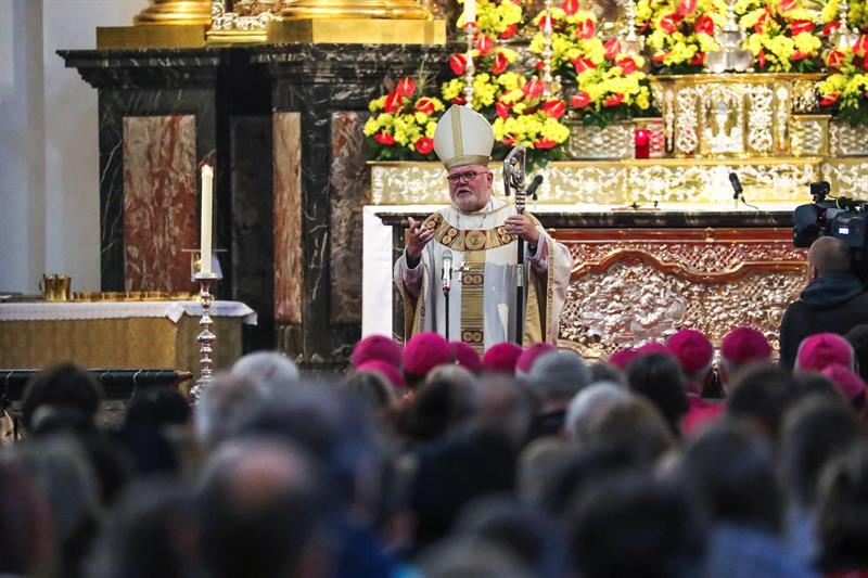 La Conferencia Episcopal Alemana nombra a una mujer como secretaria general