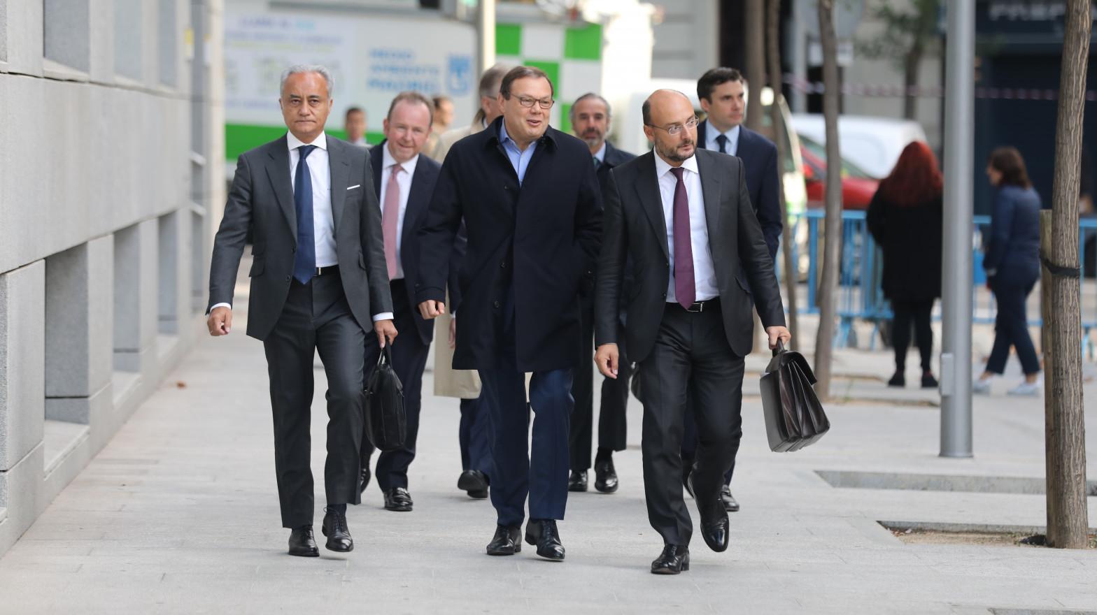 El juez García Castellón confirma el archivo de la causa para Mikhail Fridman por la quiebra de Zed