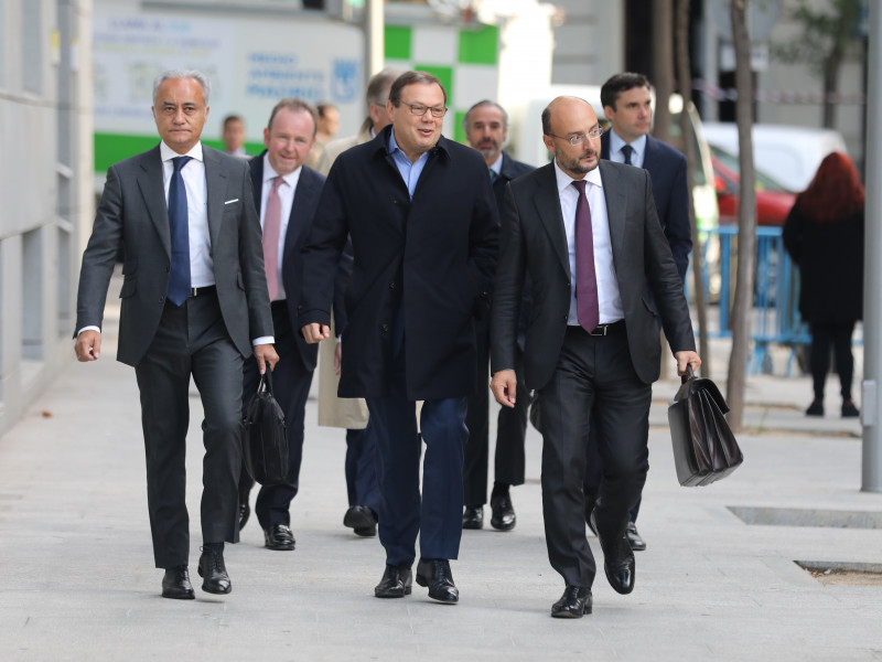 El juez García Castellón confirma el archivo de la causa para el magnate ruso Mikhail Fridman por la quiebra de Zed