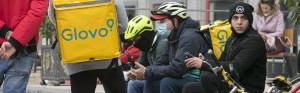 Gobierno y agentes sociales llegan a un acuerdo para el texto definitivo de la ley de 'riders'