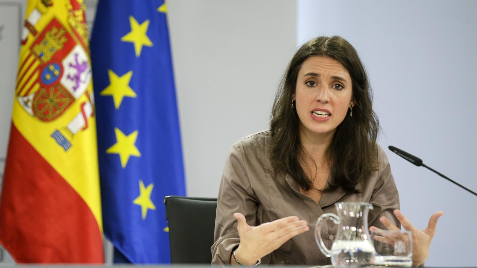 La Fiscalía pide investigar si Iglesias y Montero usaron de niñera a una miembro de Podemos