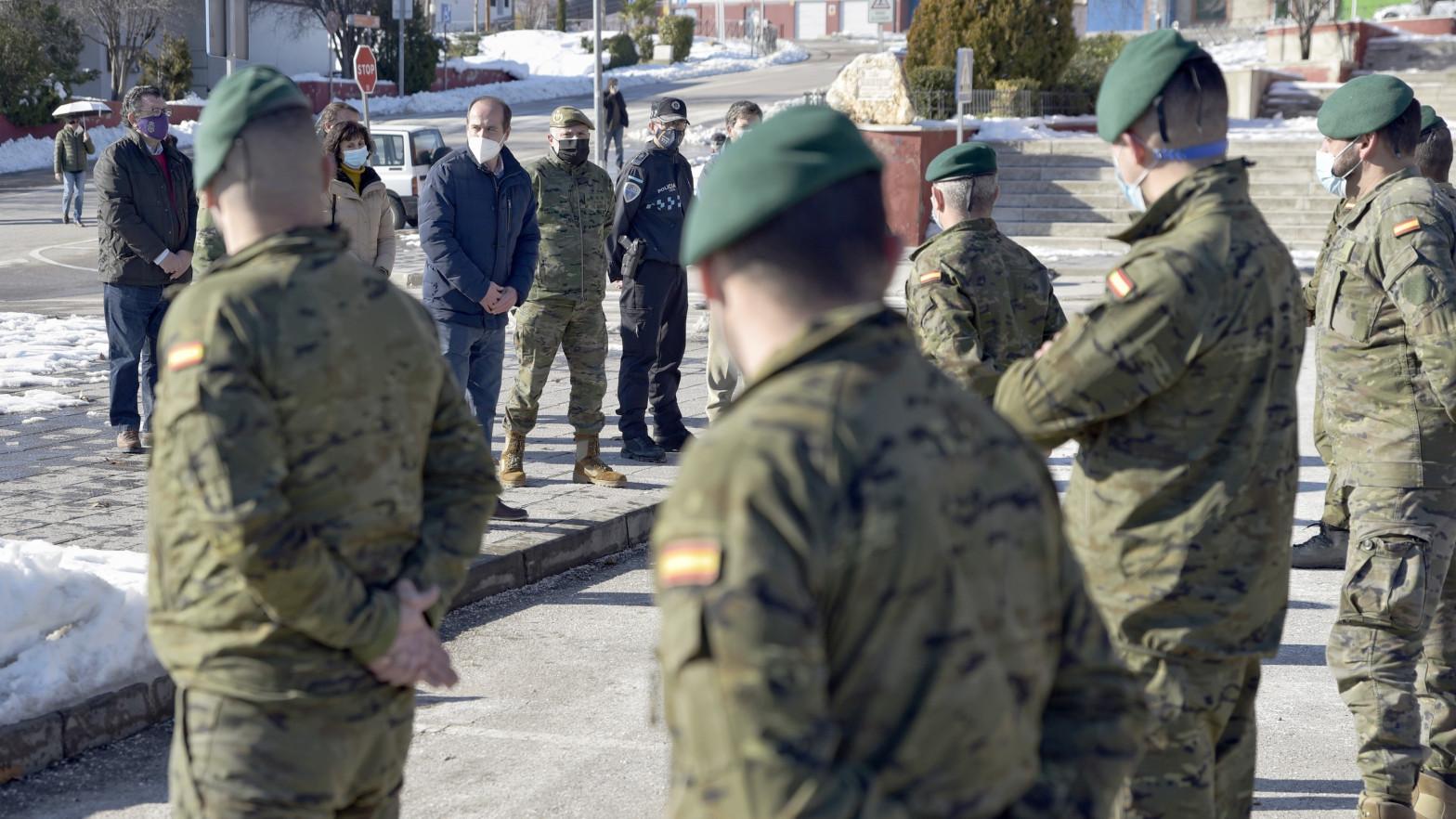 Inmaculada Benavente será la primera mujer al frente de un tribunal militar en España