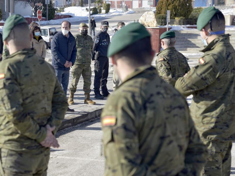 Sevilla tendrá la primera mujer al frente de un tribunal militar en España