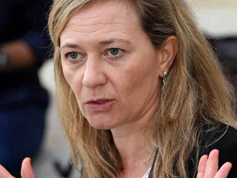 Victoria Rosell delegada del Gobierno de Violencia de Género