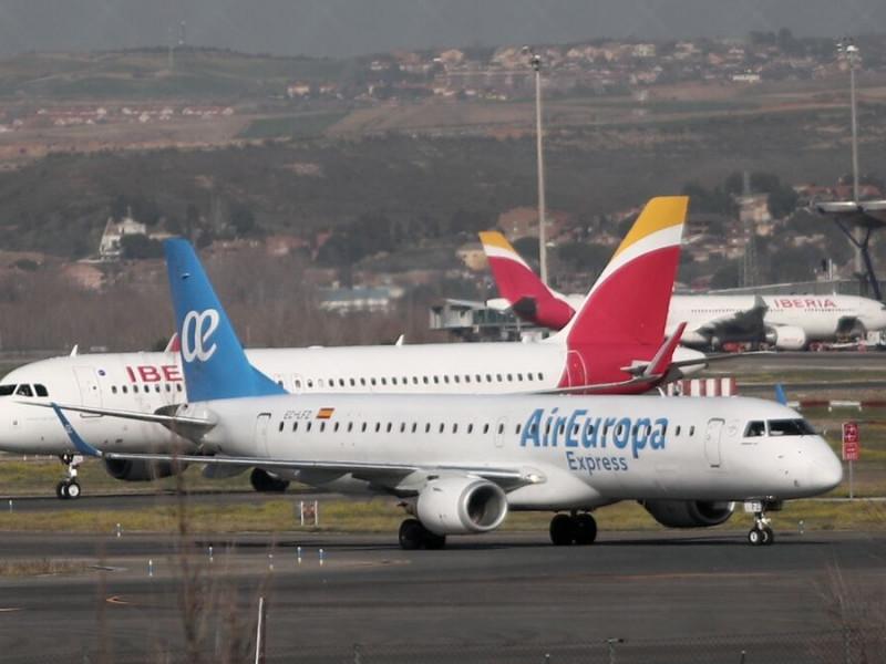 Iberia y Air Europa firman la compraventa por 500 millones, la mitad del dinero previsto