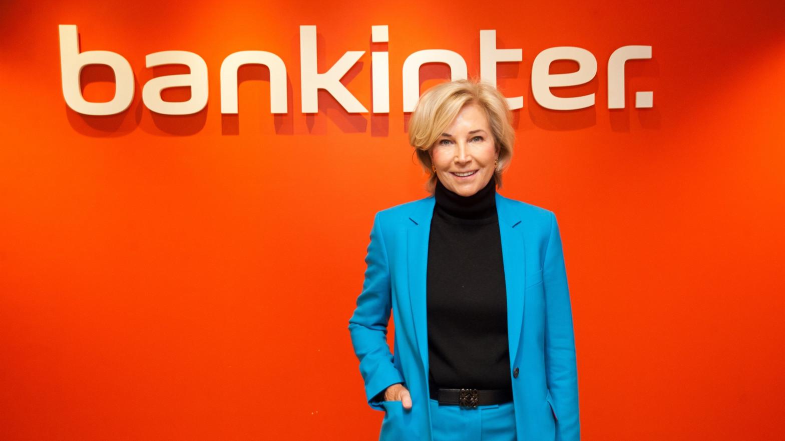 Dancausa ganó 1,23 millones en 2020 como consejera delegada de Bankinter, un 13% menos