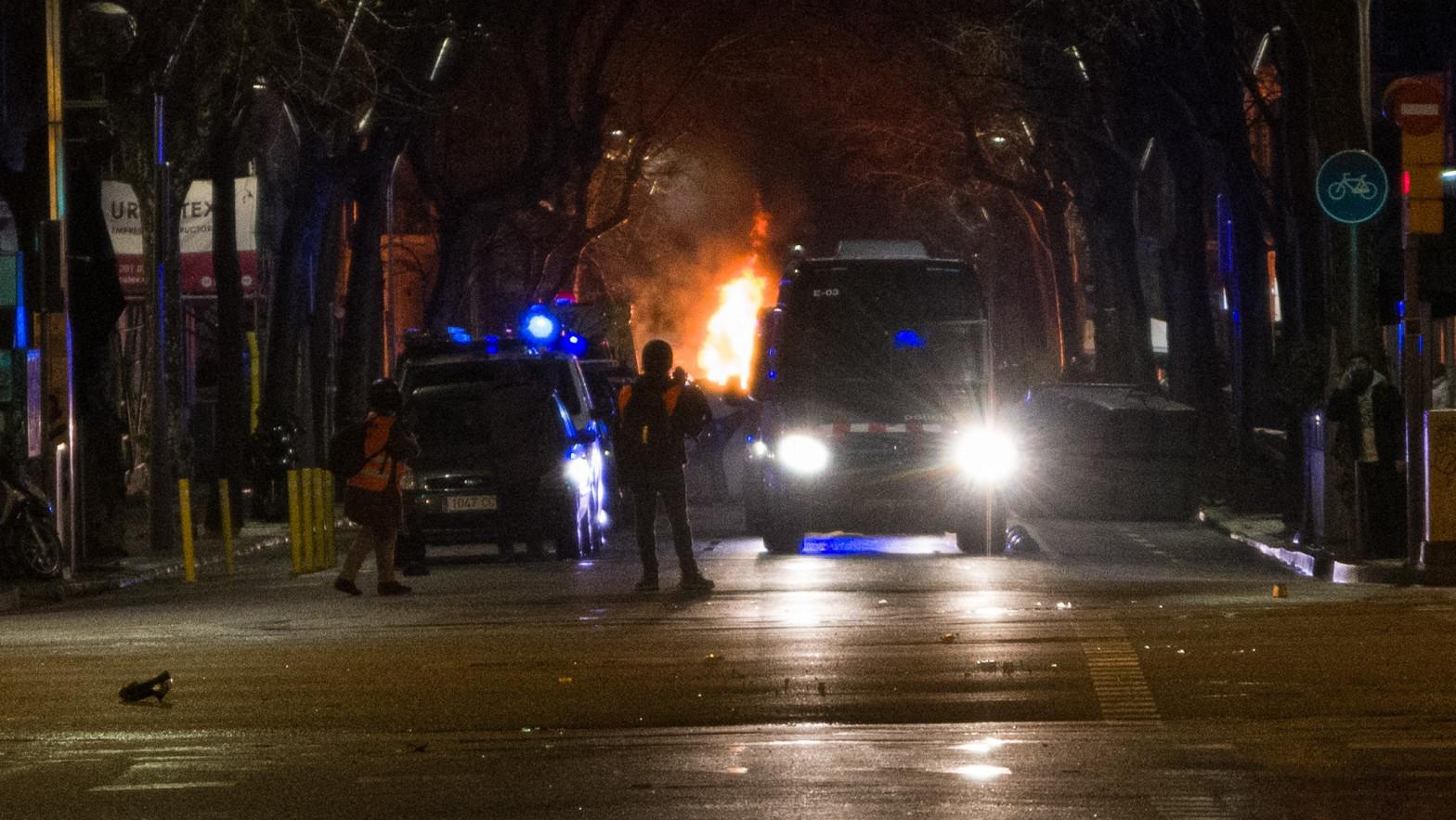 El rechazo de Unidas Podemos impide una declaración del Congreso de condena de la violencia en las protestas por Hasel