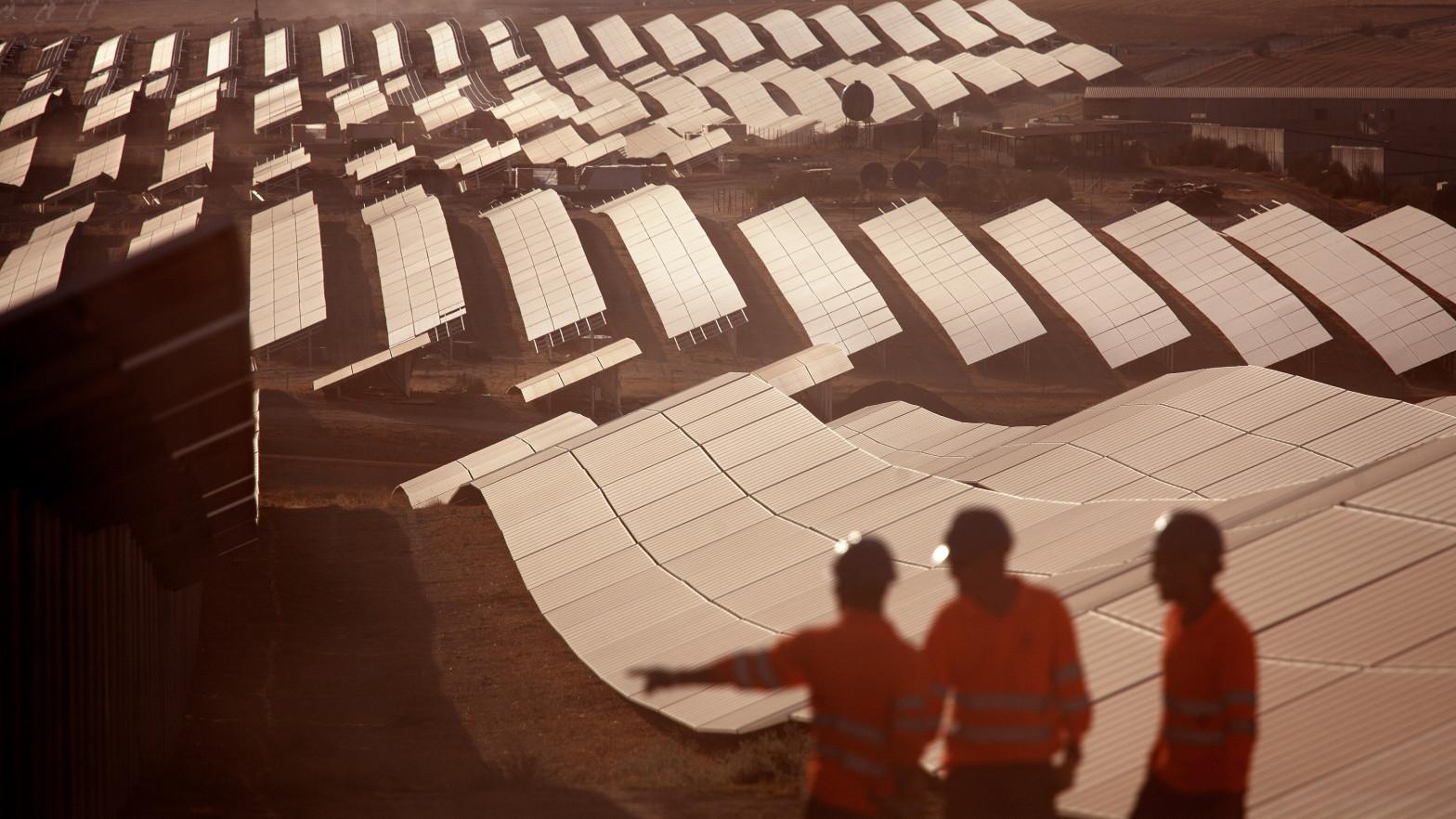 Las energéticas del Ibex 35 cierran 2020 con 1.500 trabajadores menos