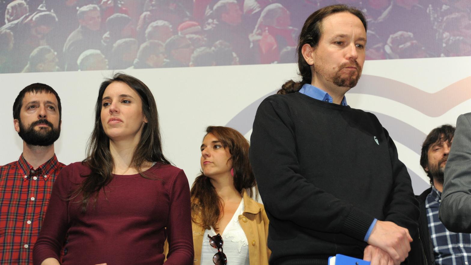De la niñera a la factura de Monedero, la Justicia cerca a Podemos con 8 causas por corrupción