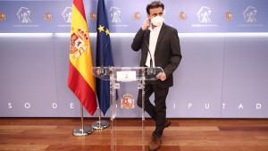 "Asens (Podemos) corrige a Sánchez al calificar la conducta de Juan Carlos I: ""No es incivismo. Es criminalidad"""