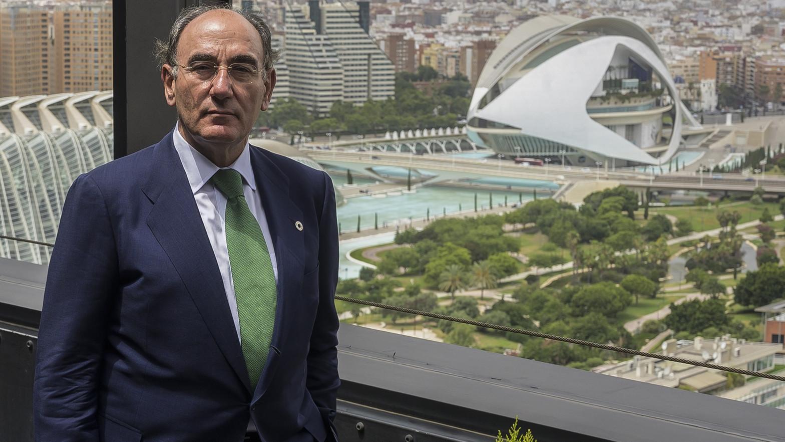 Sánchez Galán cobra 12,2 millones de euros en 2020 entre salario y bonus de Iberdrola