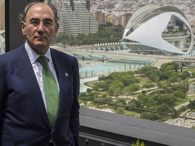 El presidente de Iberdrola gana 2,2 millones en 2020
