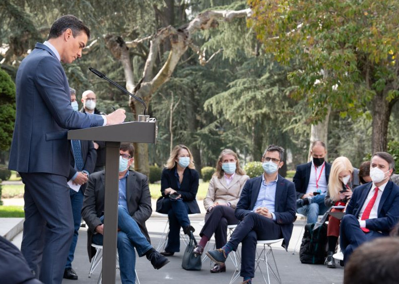 Gobierno y PP se dan una semana para retomar el diálogo: así naufragó el pacto judicial