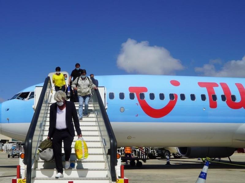 TUI retomará sus vuelos desde Alemania a Mallorca a partir del 27 de marzo