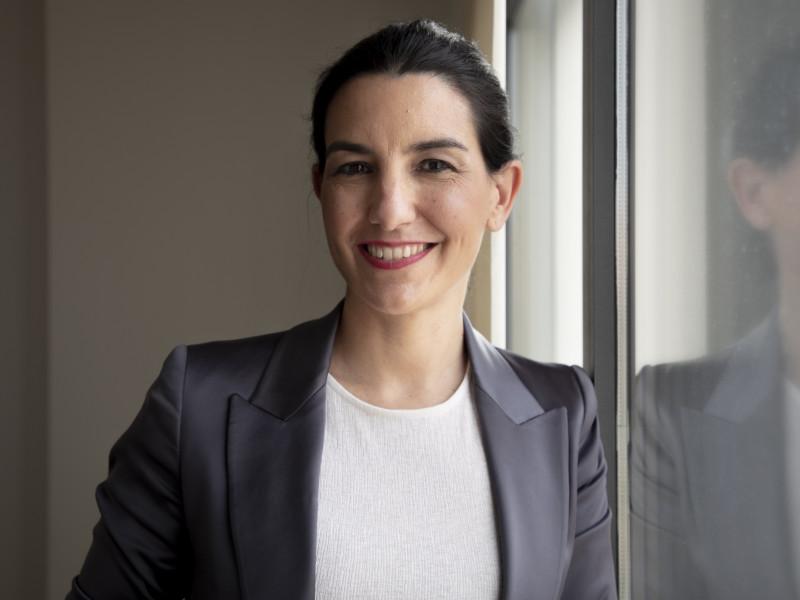 Rocío Monasterio en entrevista para Vozpópuli
