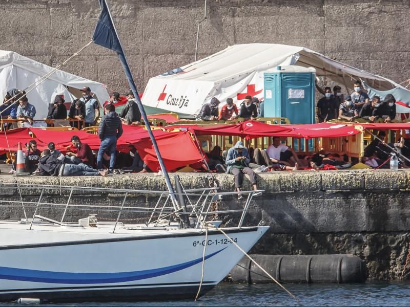 Inmigrantes Canarias.