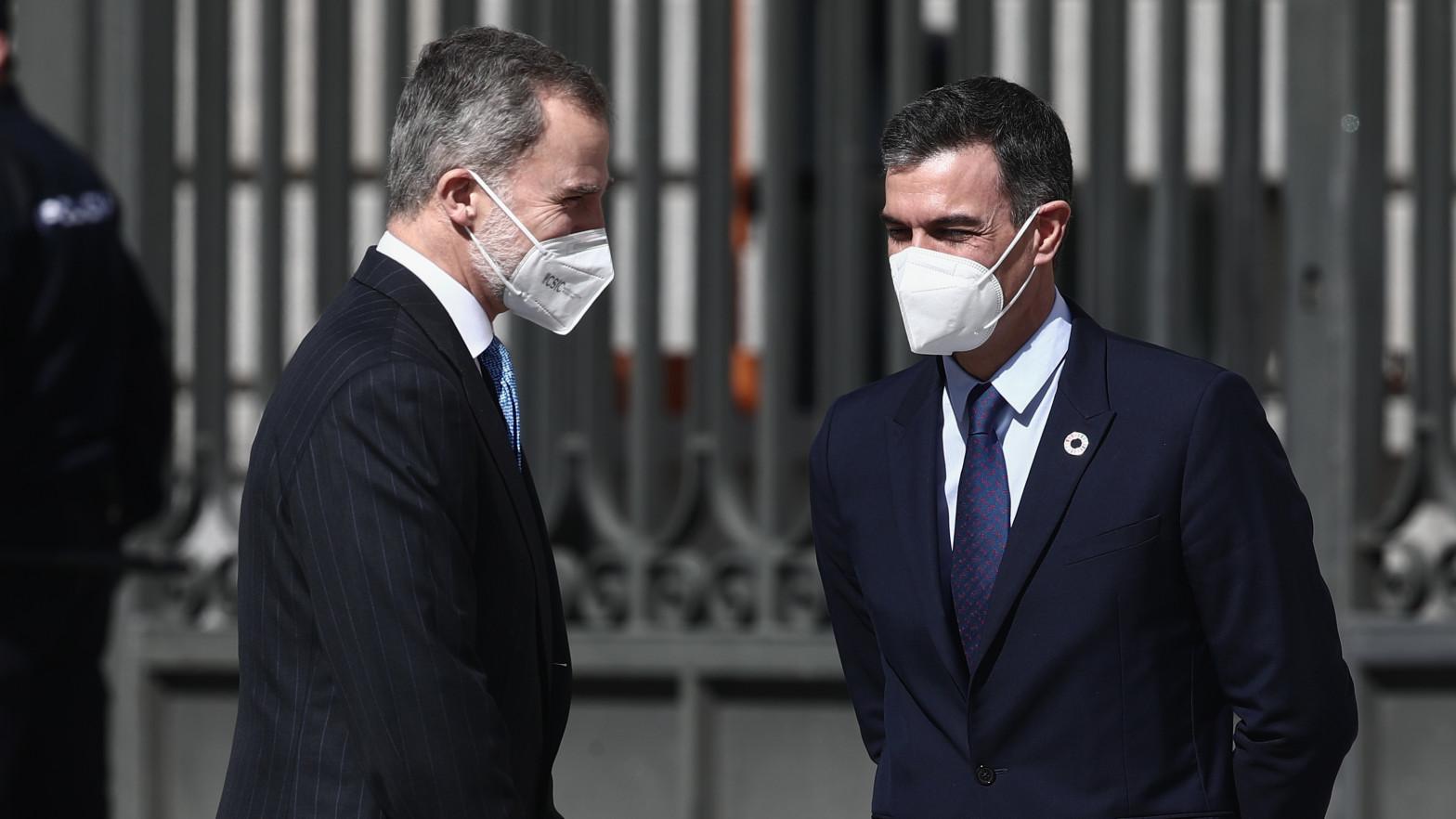 El rey y Sánchez visitarán el martes la planta de Renault de Palencia