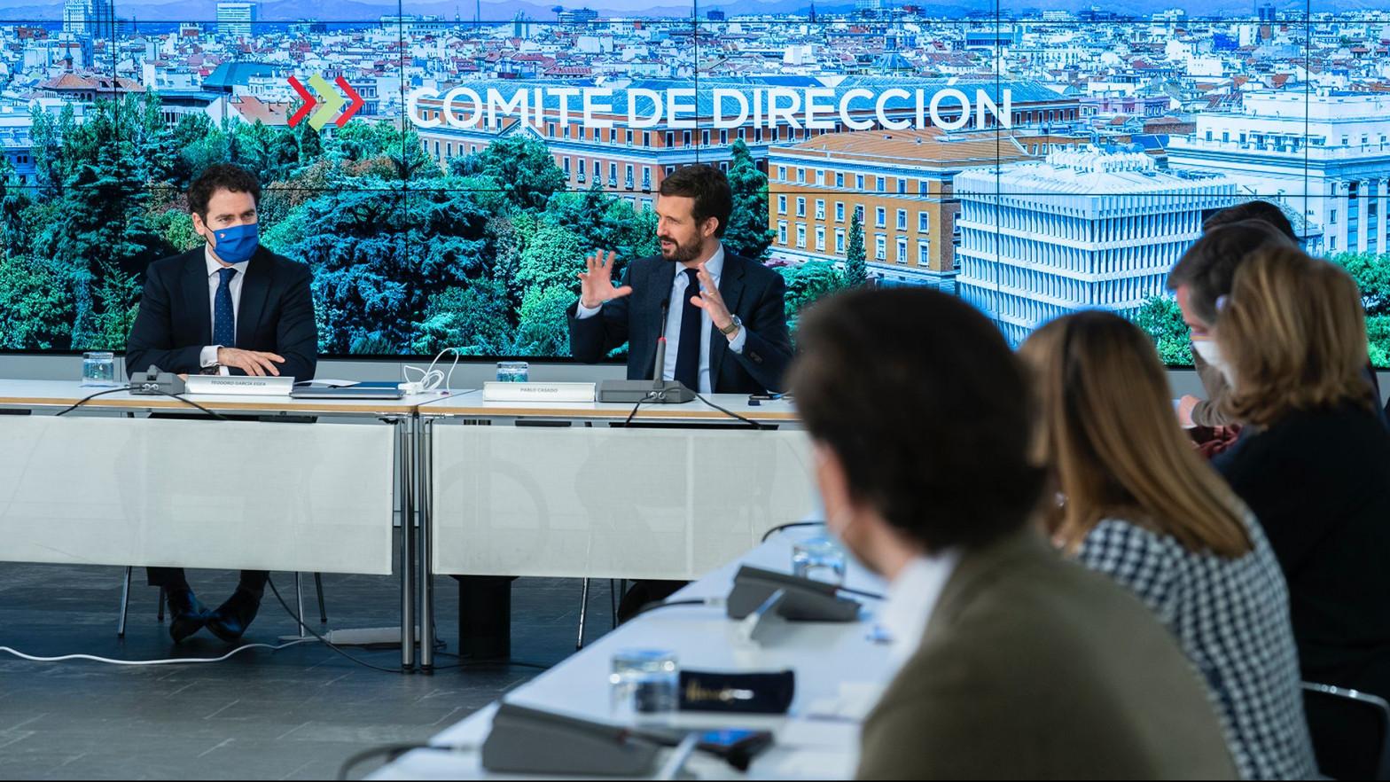 """El PP da por rotas las negociaciones del CGPJ al no aceptar la """"puerta giratoria"""" de Rosell"""