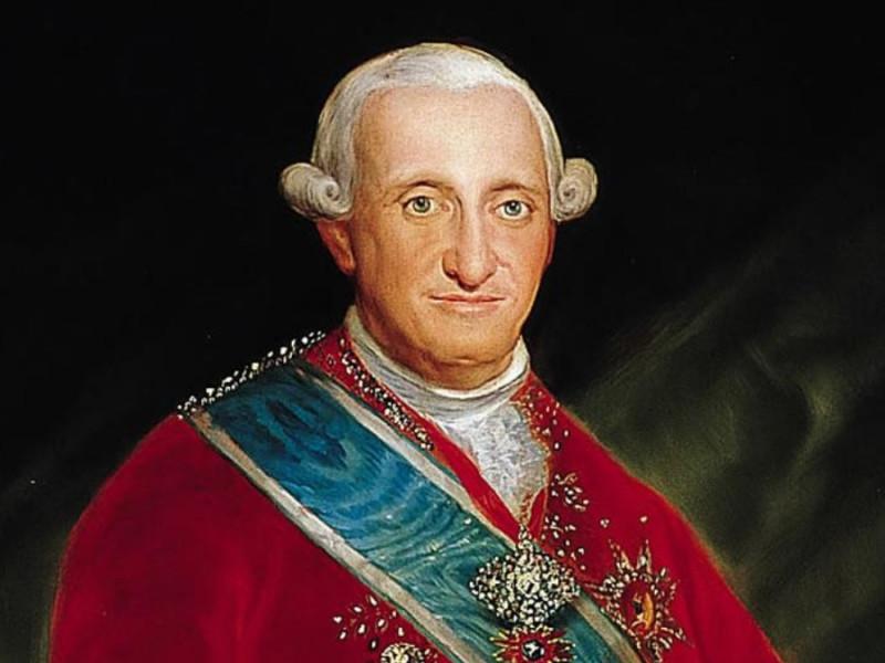 El Rey de España en el exilio