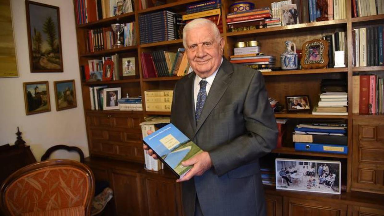 Fallece a los 90 años Juan Antonio Bolea, primer presidente de la Diputación General de Aragón