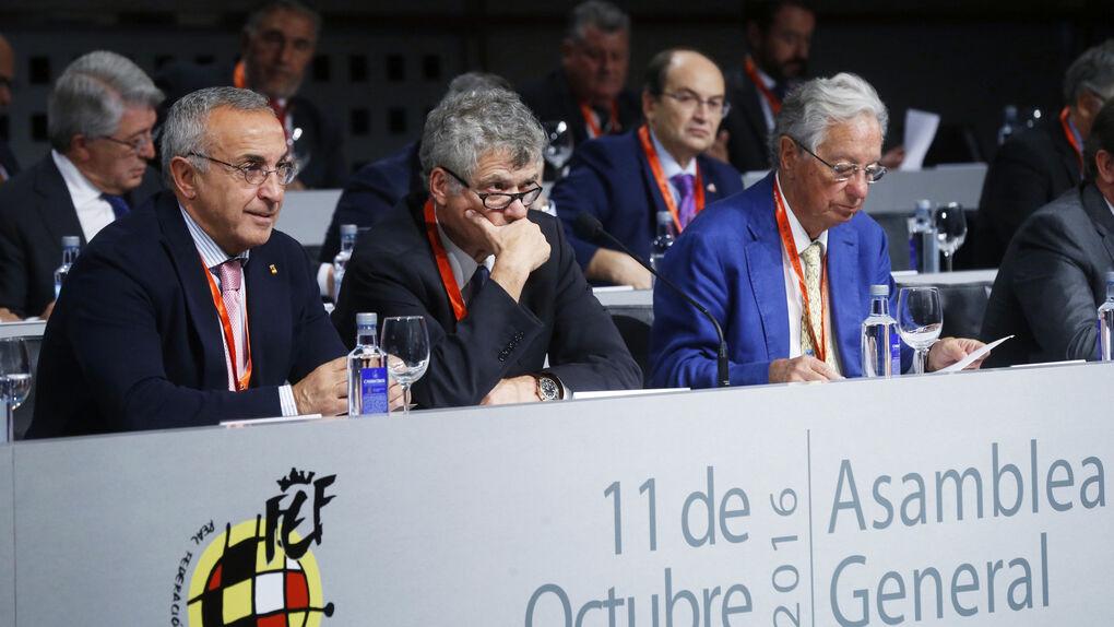 El juez decreta la salida de prisión de Padrón tras abonar 300.000 euros