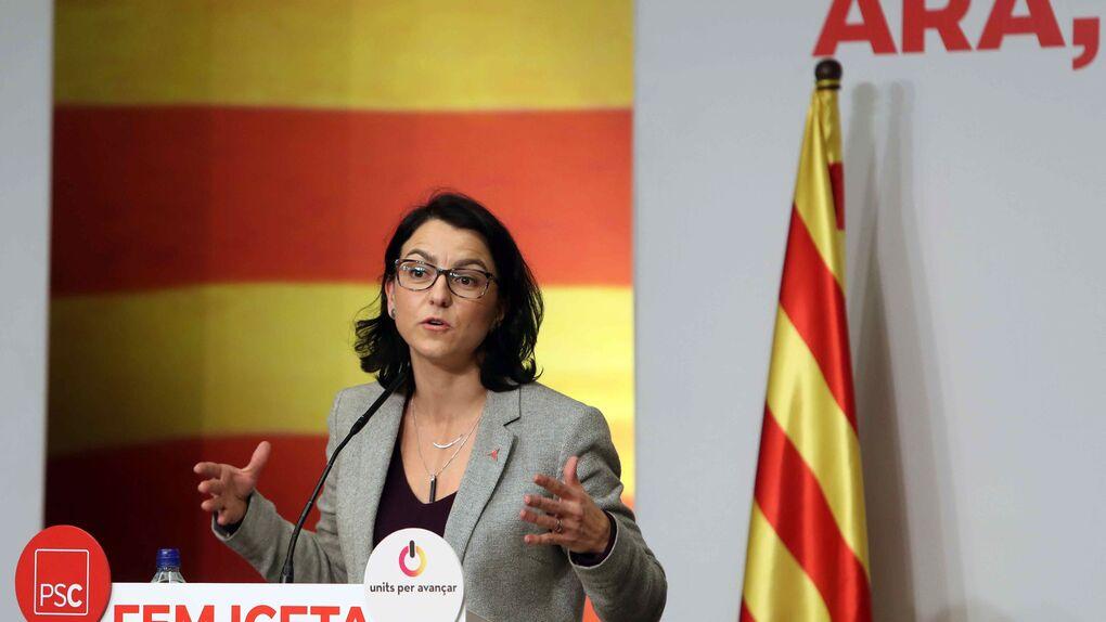 Illa propone que Eva Granados presida el Parlamento catalán