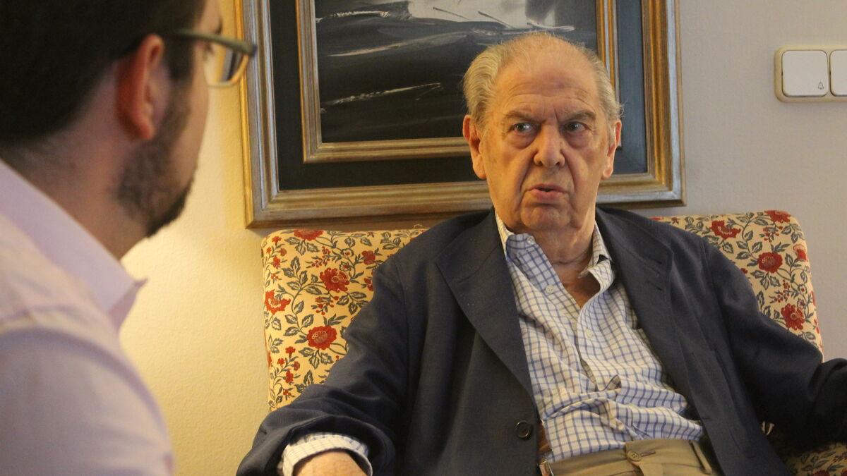 Adiós a Marino Gómez-Santos: el periodista que inmortalizó el siglo XX