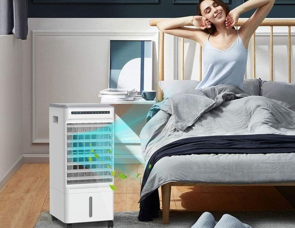 Aire acondicionado portátil: encuentra la temperatura ideal en el hogar