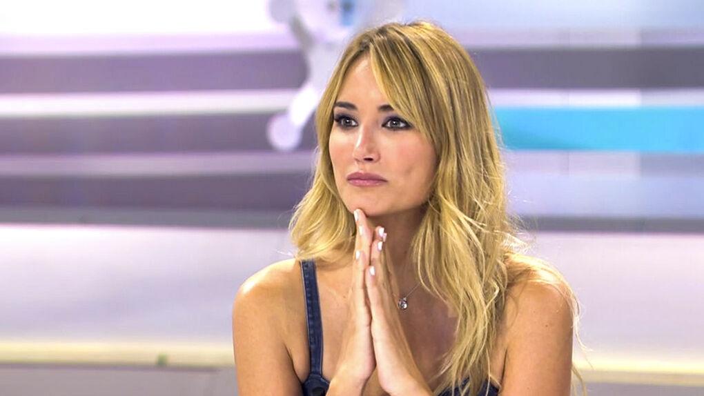 El posible nuevo novio de Alba Carrillo: presentador de Mediaset con cuerpo de escándalo
