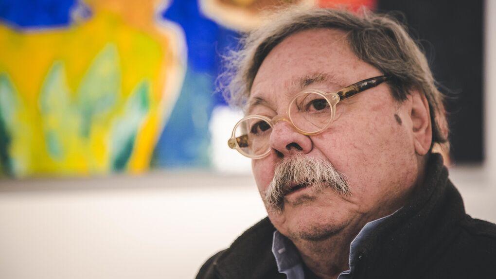 """Alberto Corazón: """"La dignidad y el misterio son las claves esenciales de la creación artística"""""""