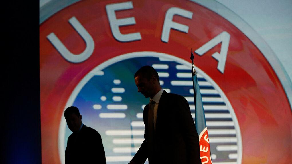 La UEFA paraliza el procedimiento sancionador contra Real Madrid, Barcelona y Juventus